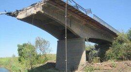 Олег Недава: Разрушенные мосты на Донбассе будут восстановлены