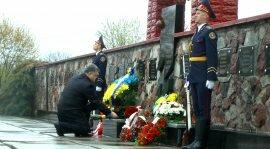 Мероприятия по случаю 30-й годовщины аварии на Чернобыльской АЭС. ФОТО