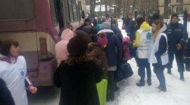 «Жемчужина Донбасса» приняла пострадавших с Авдеевки. ФОТО