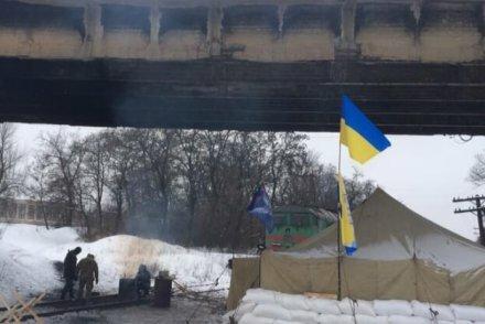 Донецкая областная организация ПП «Наш край» обратилась к депутатам по поводу урегулирования ситуации, связанной с блокадой железнодорожных путей