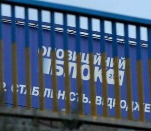 Оппозиционный блок с треском проигрывает выборы в Николаевскую громаду – экзит-пол