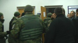 «Избирательный терроризм» в Святогорске. ФОТО. ВИДЕО